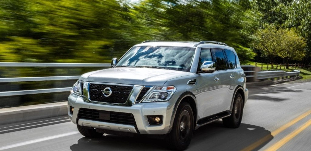 84 All New 2020 Nissan Armada Specs and Review