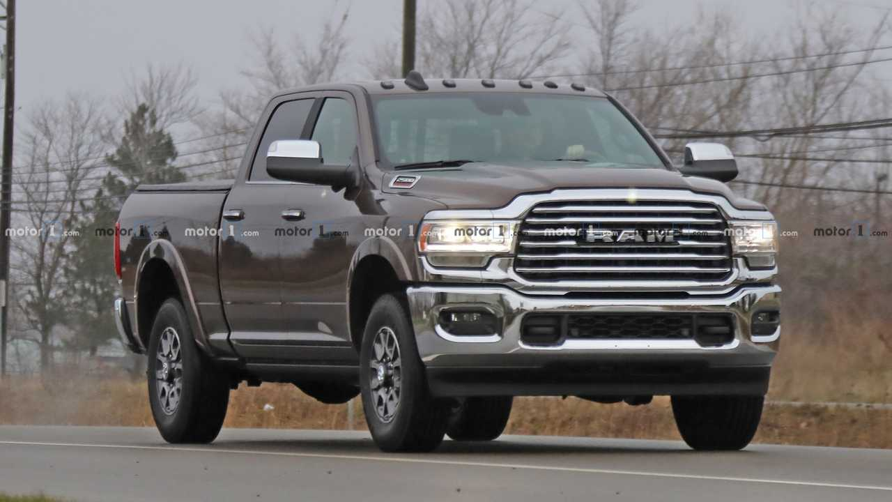 84 All New 2020 Ram 2500 Diesel Review and Release date