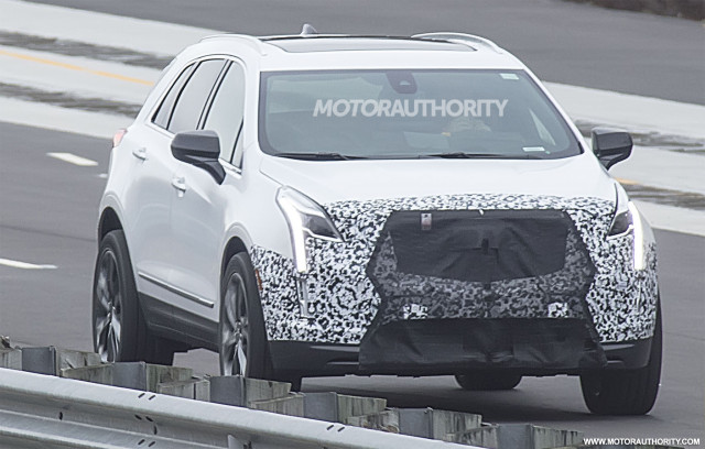 84 All New 2020 Spy Shots Cadillac Xt5 Review and Release date