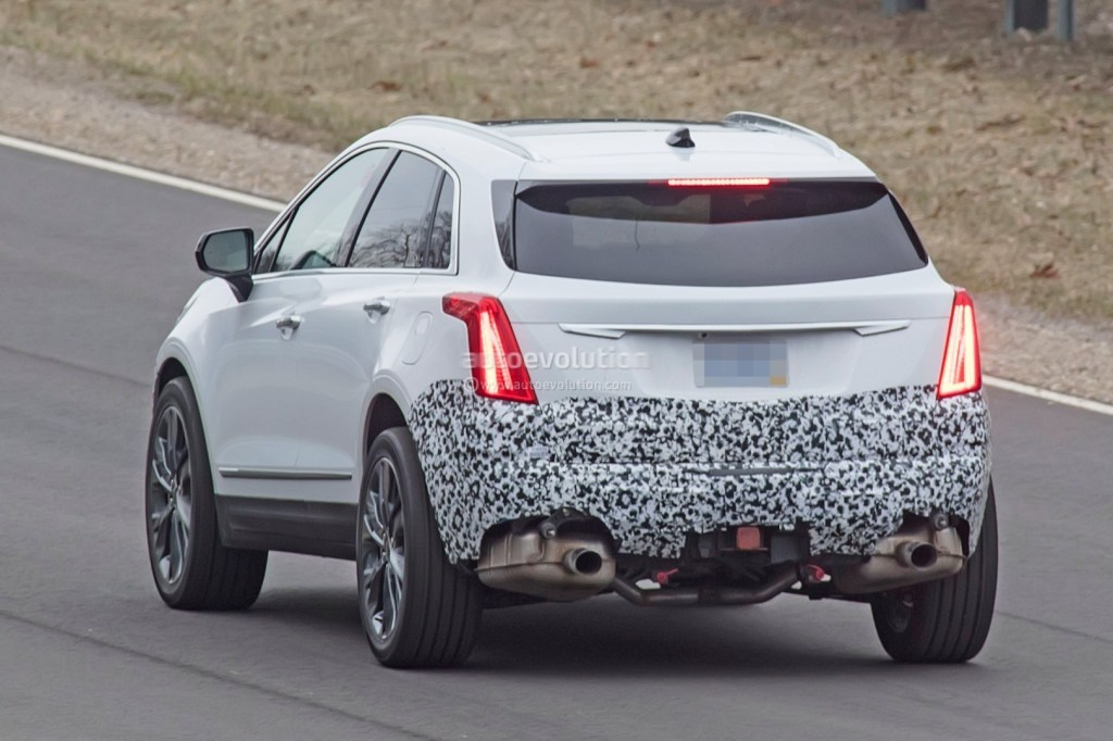 84 All New 2020 Spy Shots Cadillac Xt5 Specs and Review