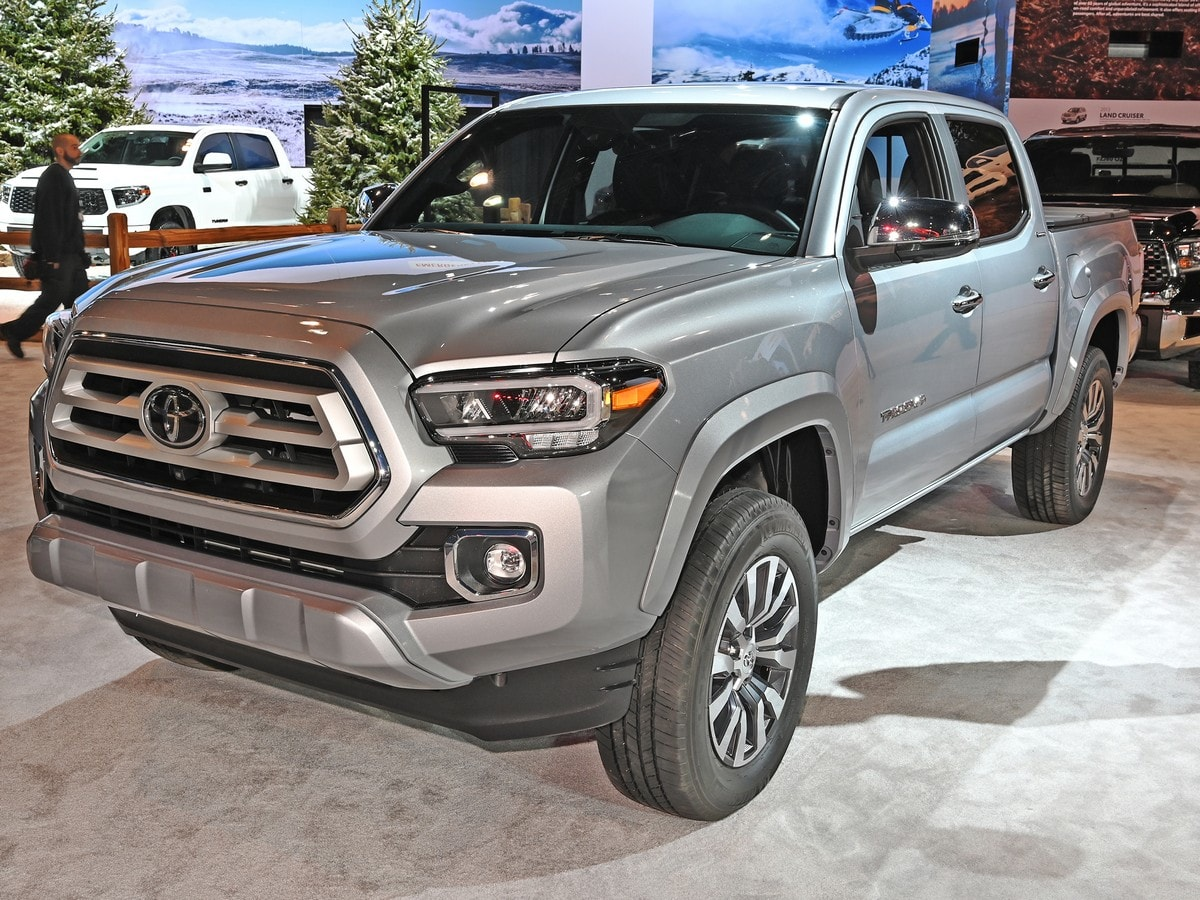 84 All New 2020 Toyota Tacoma Wallpaper