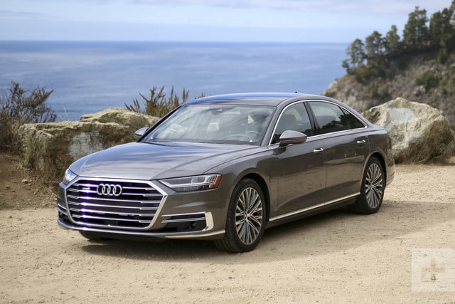 84 All New Audi A8 Overview