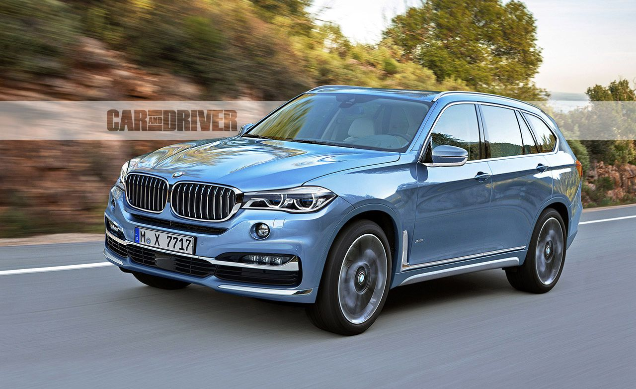 84 Best 2020 BMW X7 Rumors