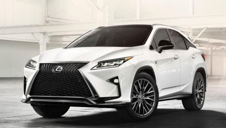 84 New 2020 Lexus RX 350 Spesification