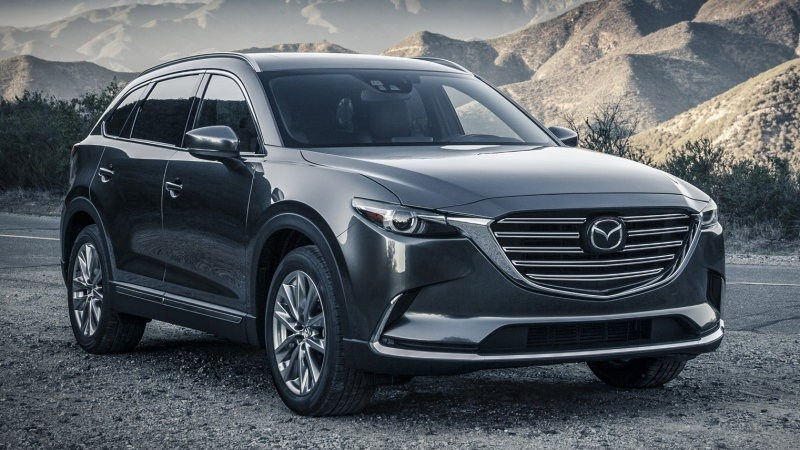 84 New 2020 Mazda CX 9 Review and Release date
