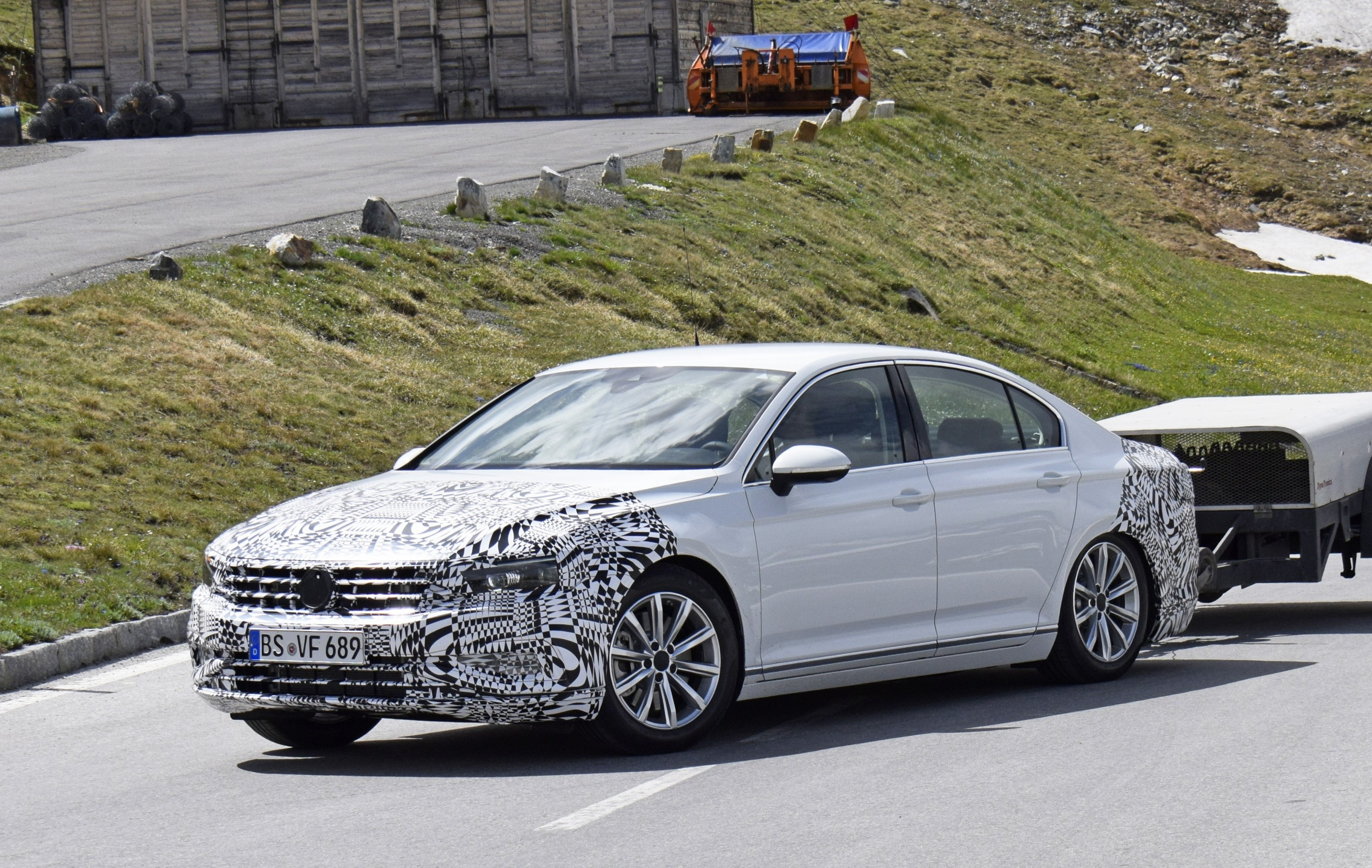 84 New Next Generation Vw Cc New Model and Performance
