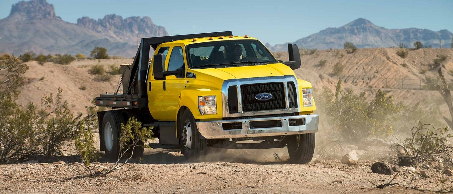 84 The 2019 Ford F 650 F 750 First Drive