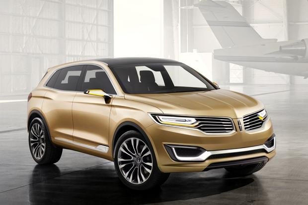 84 The 2019 Lincoln Mkx At Beijing Motor Show Picture