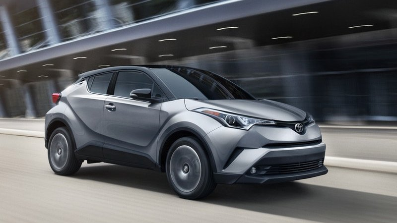 84 The 2019 Toyota C Hr Compact Release Date and Concept