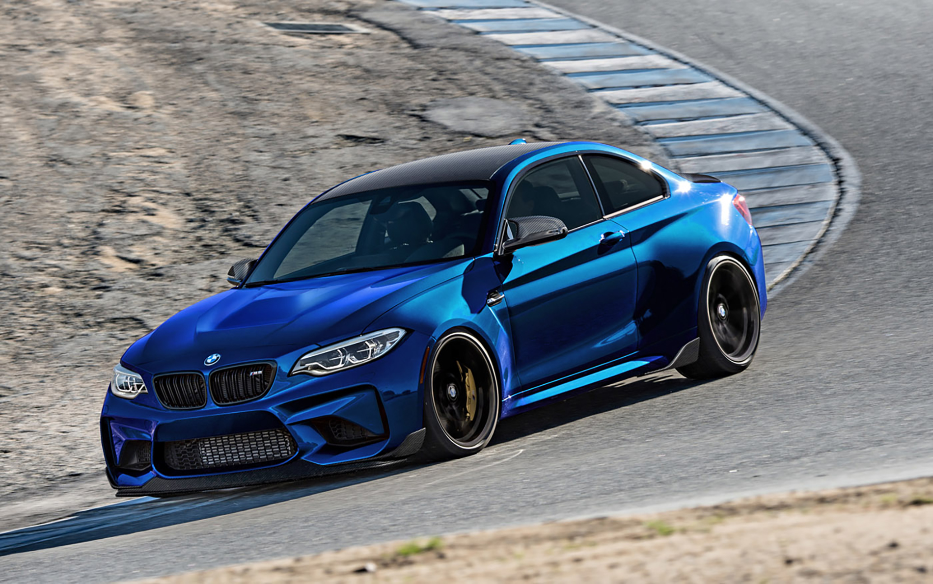 84 The 2020 BMW M2 Review