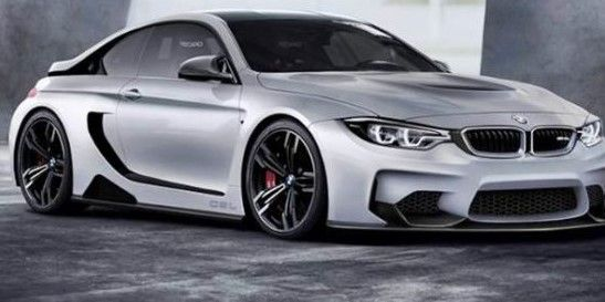 84 The 2020 BMW M4 Performance and New Engine