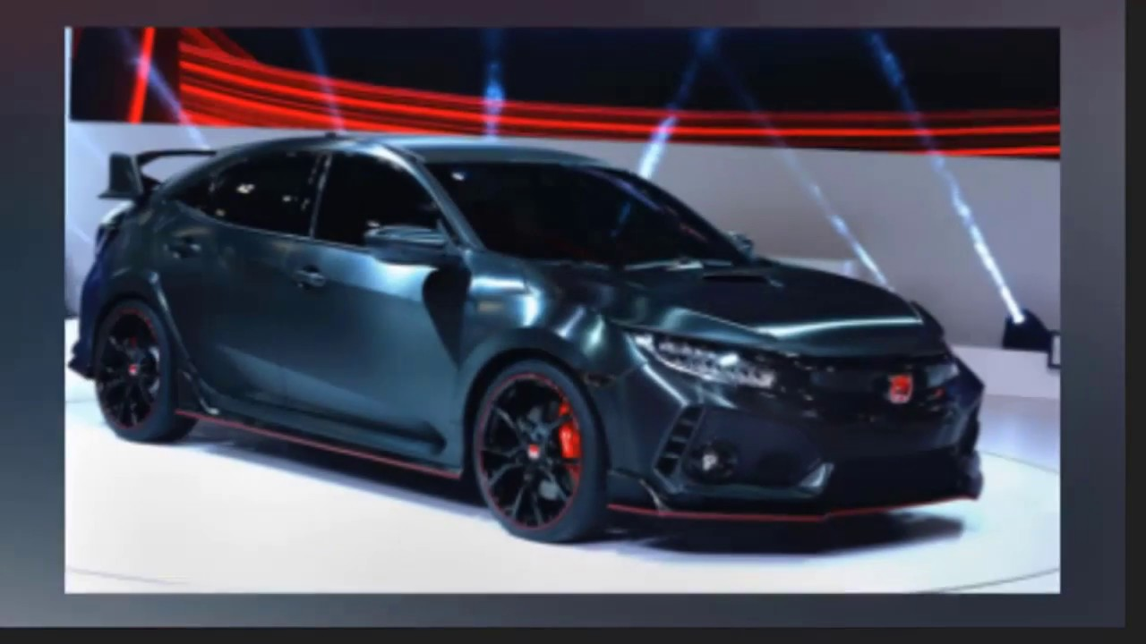 84 The 2020 Honda Civic Type R Specs and Review