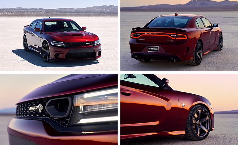 84 The Best 2019 Dodge Charger Srt8 Hellcat Model