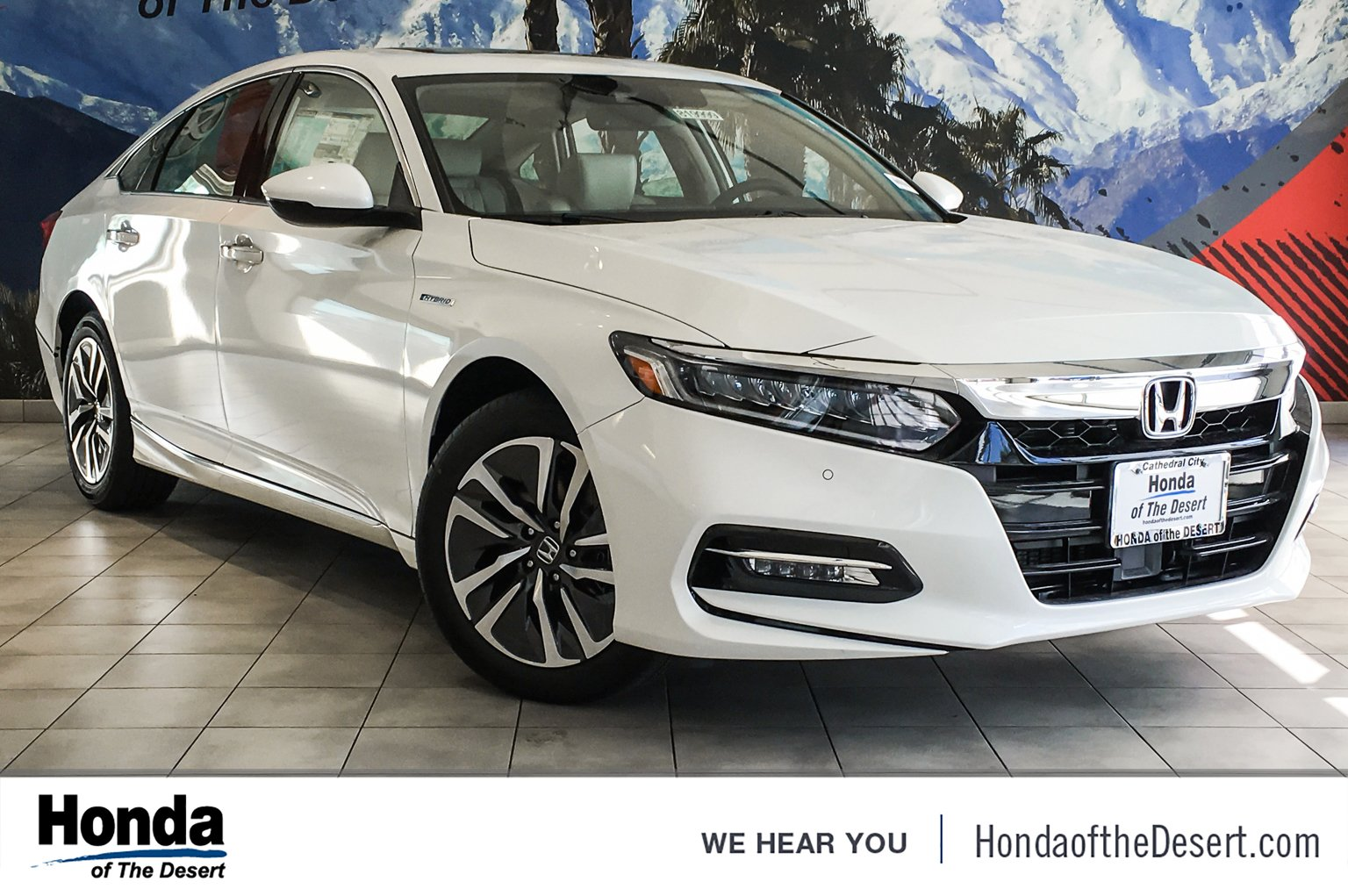 84 The Best 2019 Honda Accord Hybrid Pictures