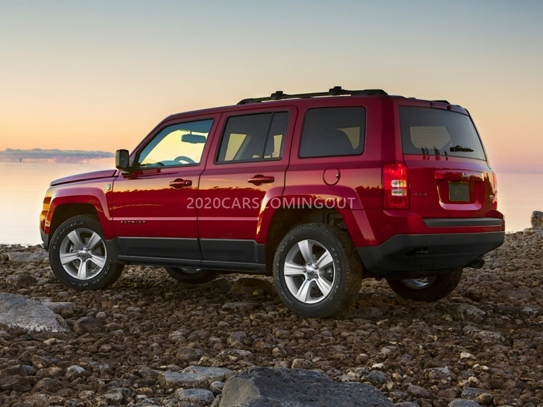84 The Best 2019 Jeep Patriot Spesification