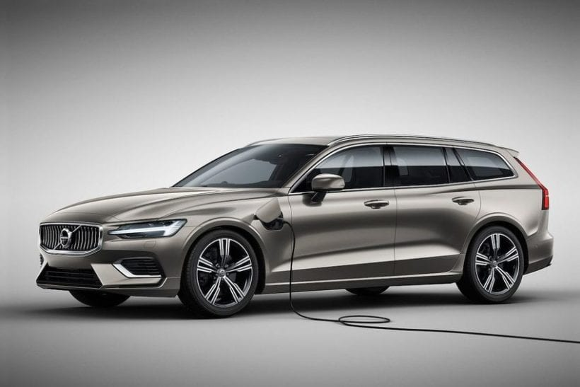 84 The Best 2019 Volvo V60 Cross Country Redesign and Review