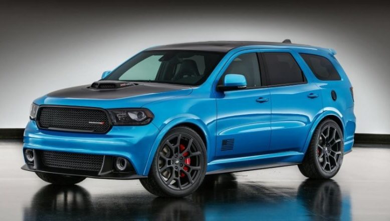 84 The Best 2020 Dodge Durango Srt Review and Release date