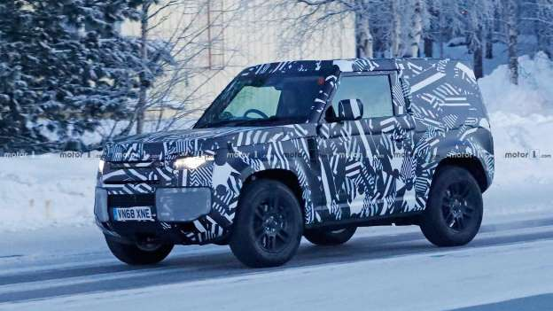 84 The Best 2020 Land Rover Defender Configurations