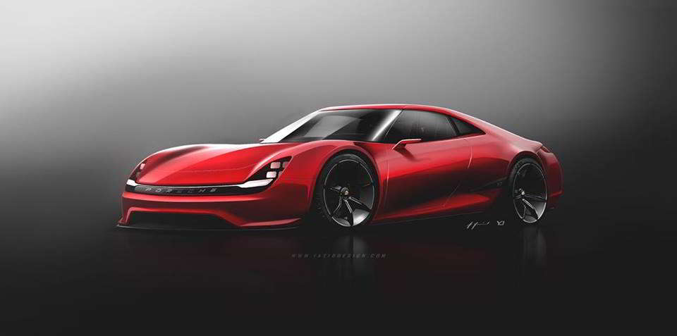 84 The Best 2020 Porsche 928Concept Release Date and Concept