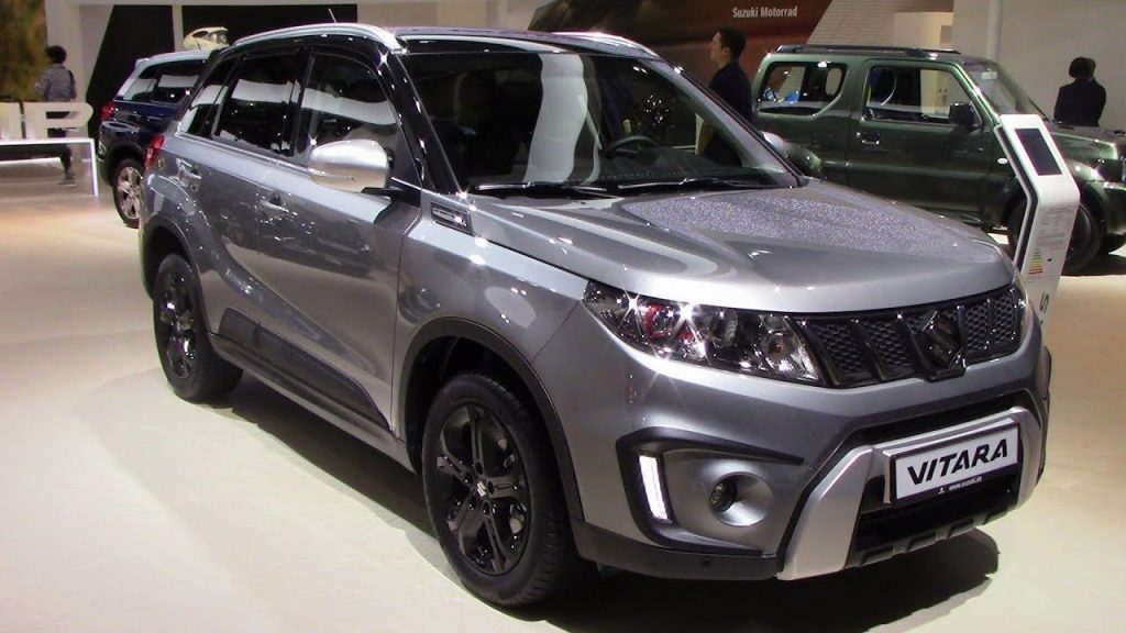 84 The Best 2020 Suzuki Grand Vitara Redesign and Review