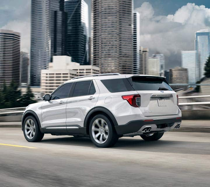 84 The Best 2020 The Ford Explorer Model