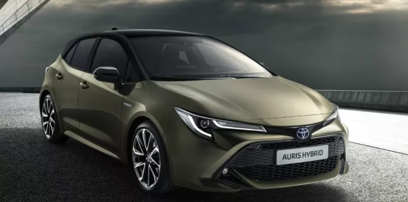 84 The Best 2020 Toyota Auris First Drive