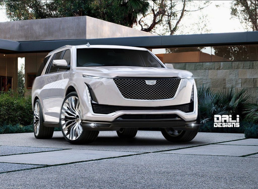 85 A 2019 Cadillac Escalade Vsport Redesign