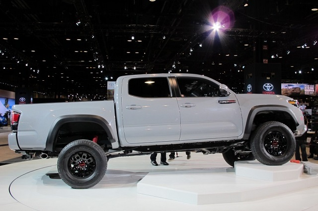 85 A 2019 Toyota Tacoma Diesel Rumors