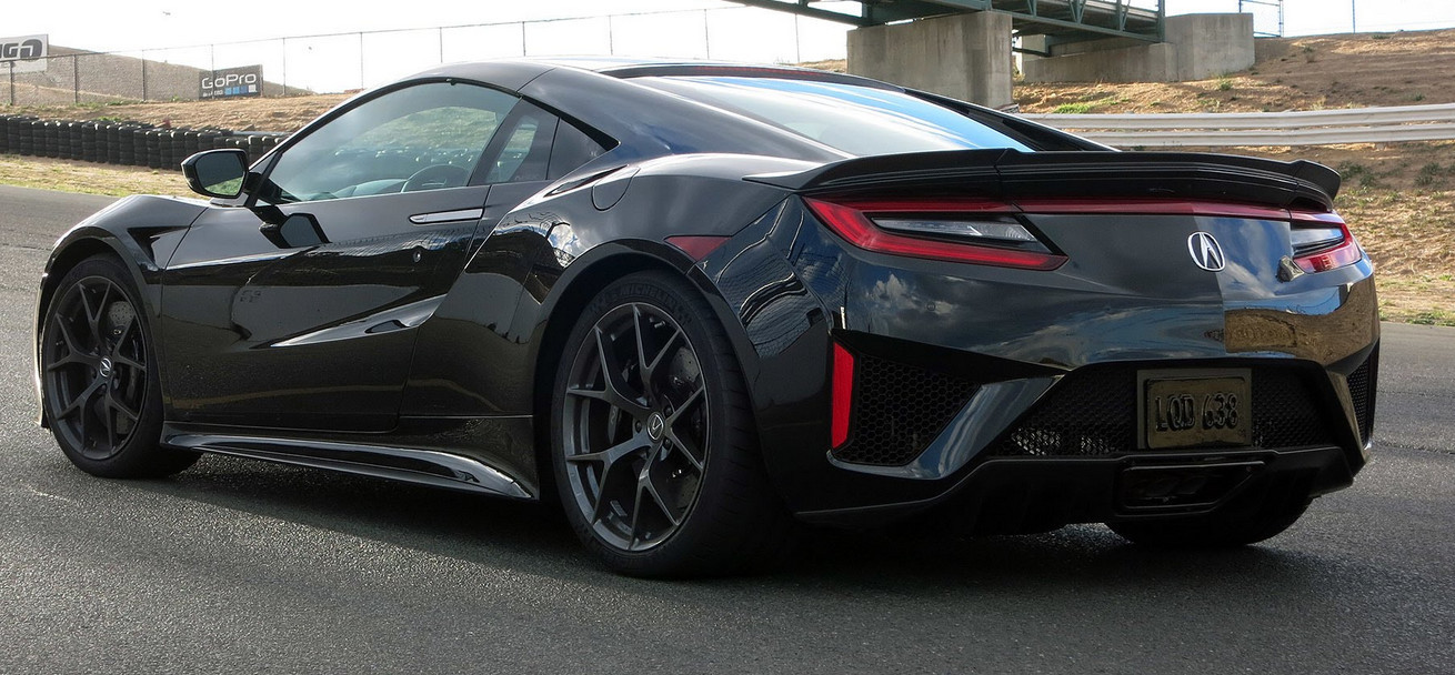 85 A 2020 Acura NSX Research New