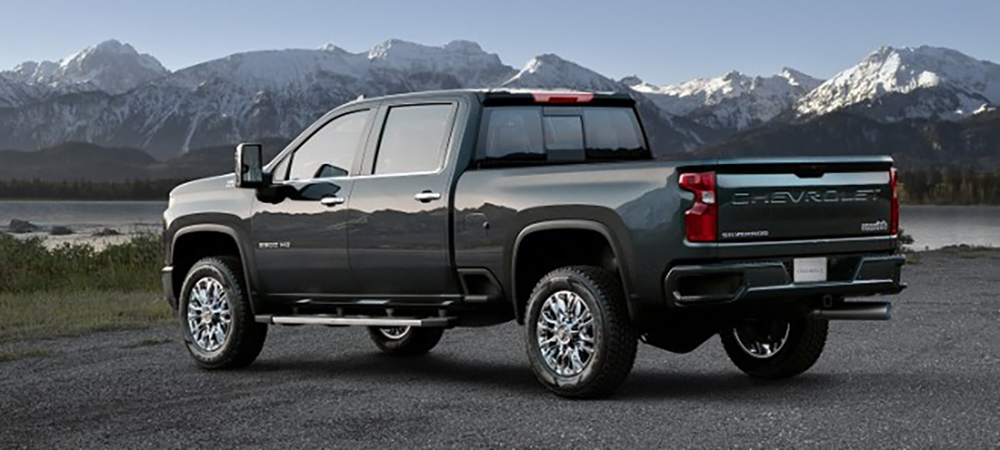 85 A 2020 Chevrolet Silverado Research New