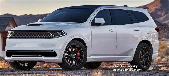 85 A 2020 Dodge Durango Price Design and Review