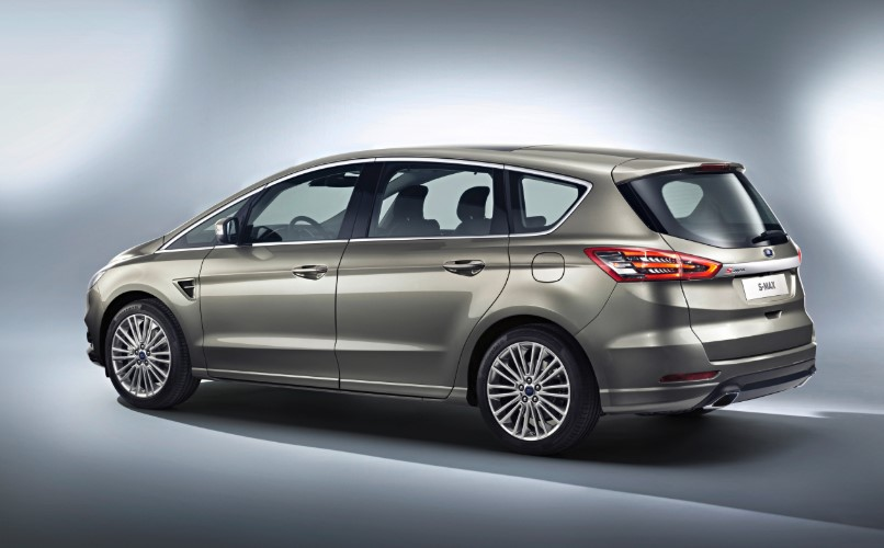 85 A 2020 Ford S Max Images