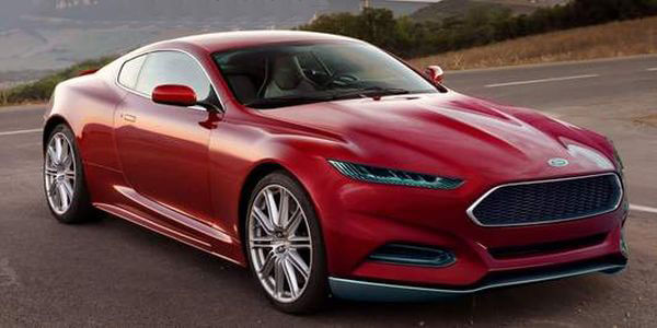 85 A 2020 Ford Thunderbird Redesign