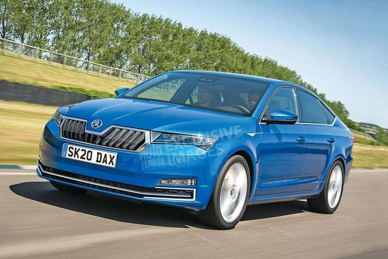 85 A 2020 New Skoda Superb Release