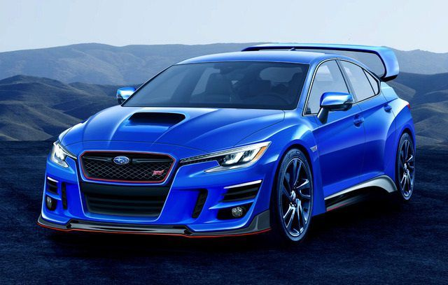 85 A 2020 Subaru WRX STI Performance and New Engine