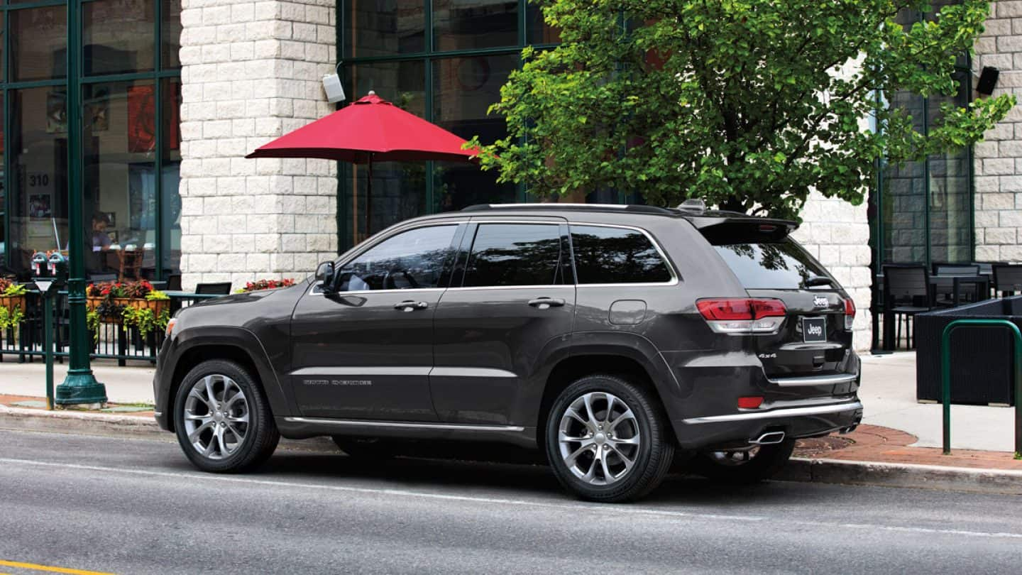 85 A Jeep Grand Cherokee Exterior and Interior