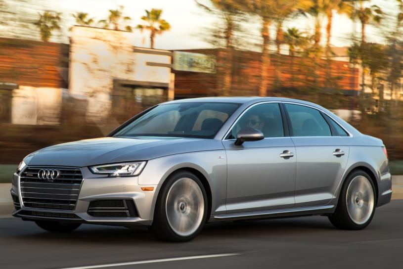 85 All New 2019 Audi A4 New Concept