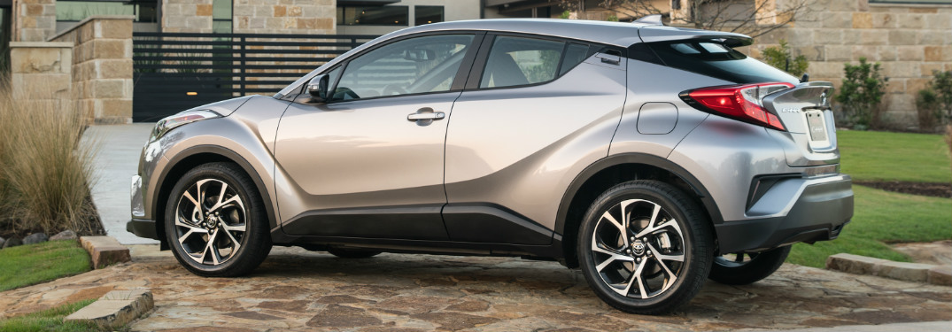 85 All New 2019 Toyota C Hr Compact Images