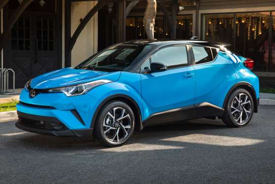 85 All New 2019 Toyota C Hr Compact Performance and New Engine