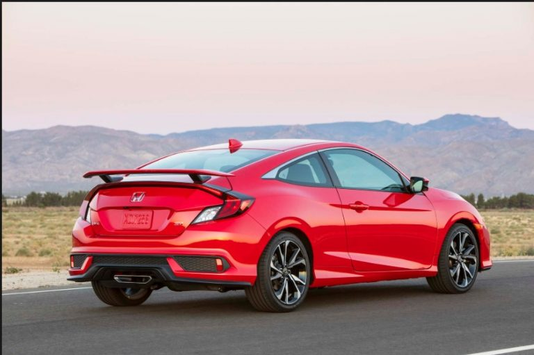 85 All New 2020 Honda Civic Coupe Release Date