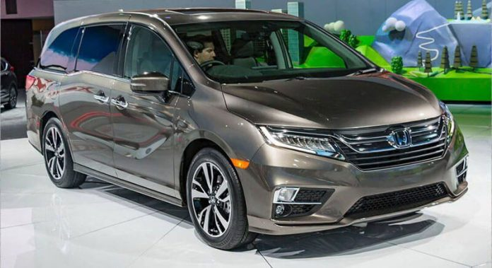 85 All New 2020 Honda Odyssey Prices