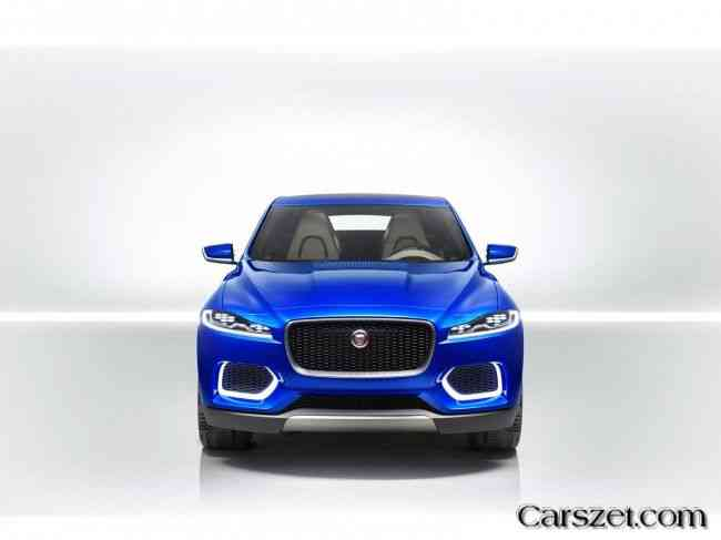 85 All New 2020 Jaguar C X17 Crossover Images