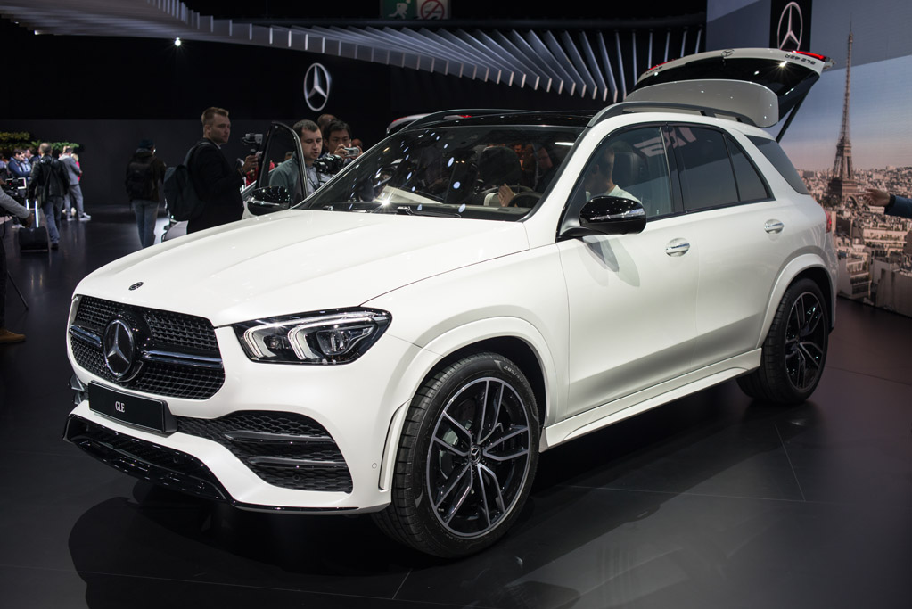 85 All New 2020 Mercedes GLE Price Design and Review