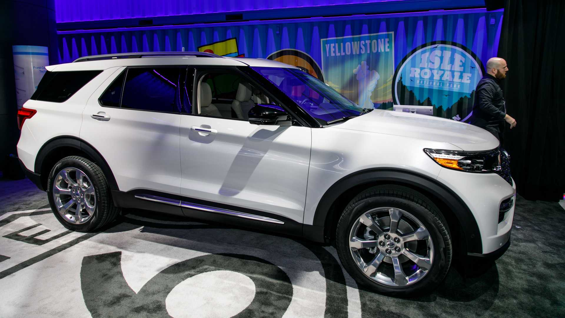 85 All New 2020 The Ford Explorer Pricing
