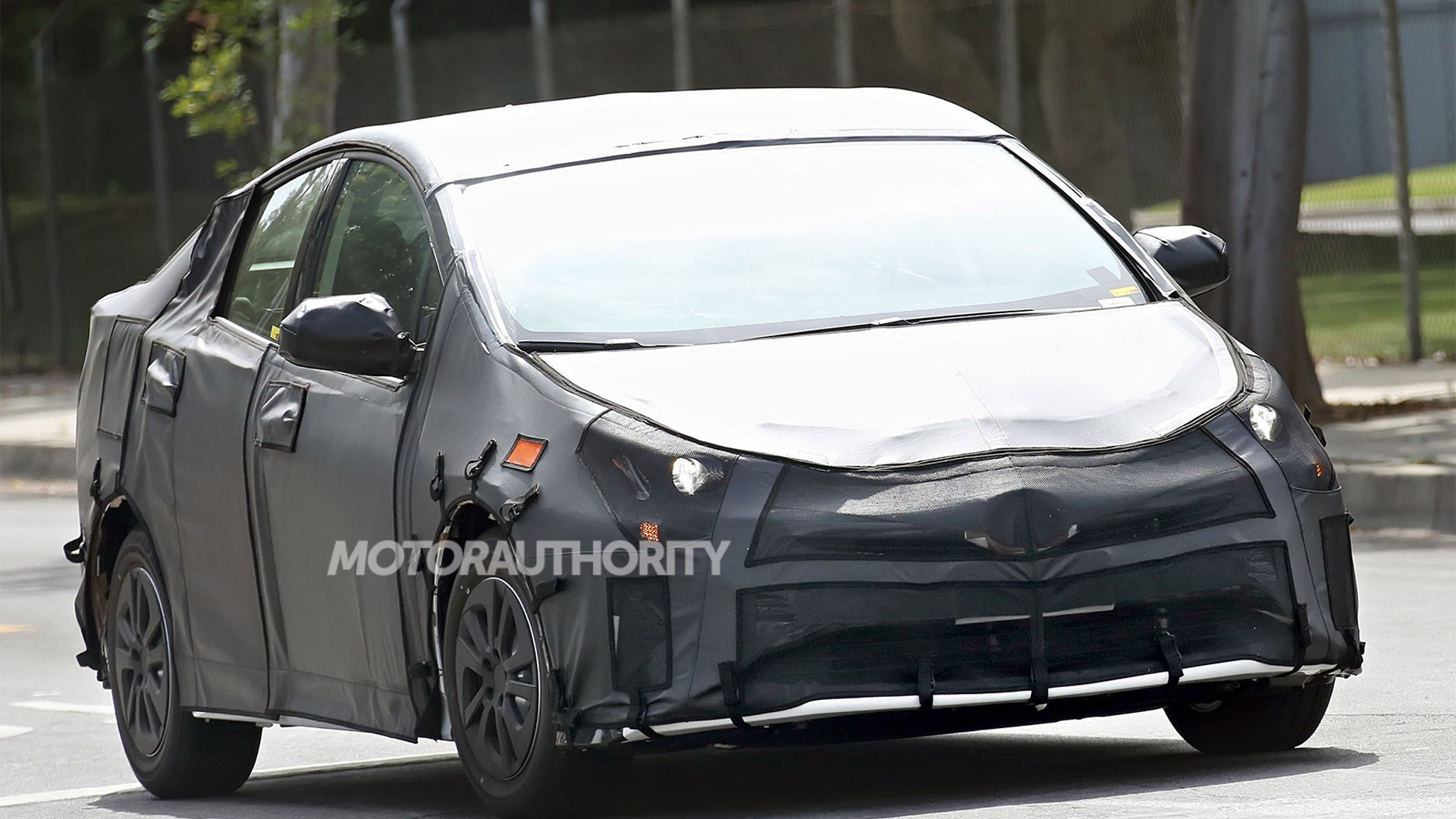 85 All New Spy Shots Toyota Prius Overview