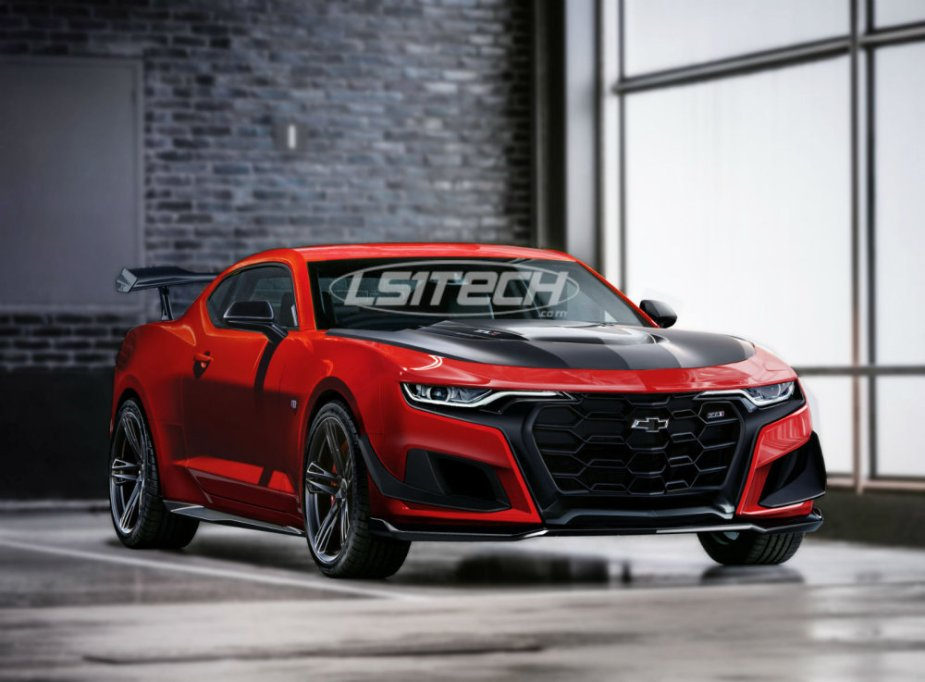 85 Best 2020 Chevy Camaro First Drive
