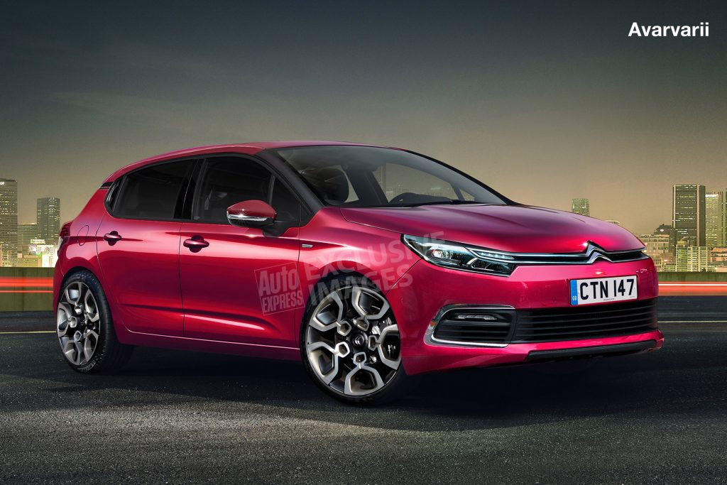 complete car info for 85 best 2020 new citroen c4 redesign