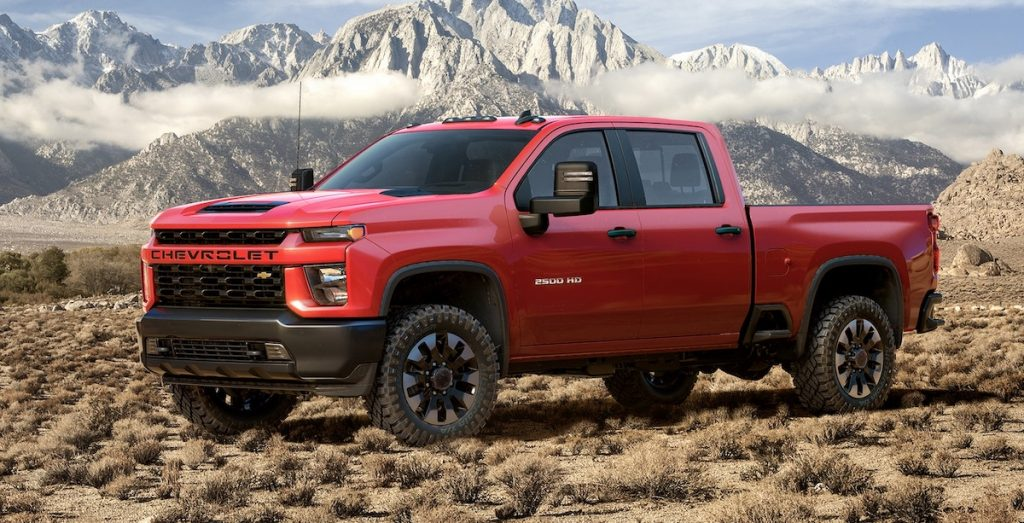 85 Best 2020 Silverado Hd Exterior and Interior