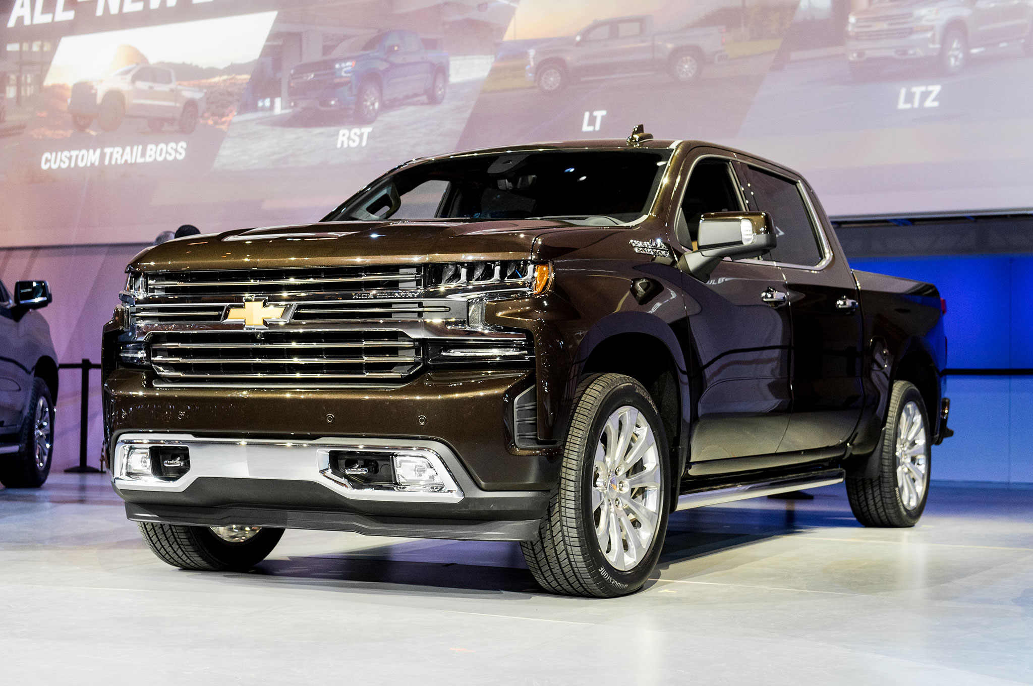 85 New 2019 Chevy Cheyenne Ss Engine