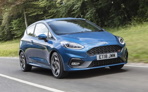 85 New 2019 Fiesta St Performance